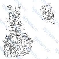 Каталог ENGINE & TRANSMISSION MOUNTING (2) Luxgen 7 SUV