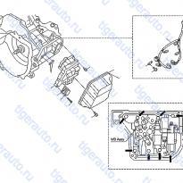 Каталог AUTO TRANSMISSION, TRANSAXLE & FITTING (2) Luxgen 7 SUV