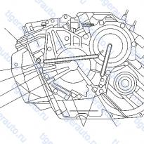 Каталог AUTO TRANSMISSION, TRANSAXLE & FITTING (3) Luxgen 7 SUV