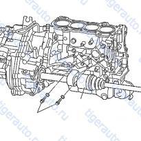 Каталог FRONT DRIVE SHAFT (2) Luxgen 7 SUV